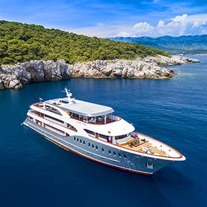 Dalmatian Islands Cruise 2018