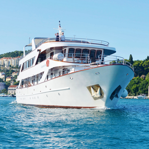 MS Captain Bota, Split-Split Elegance cruise 2020