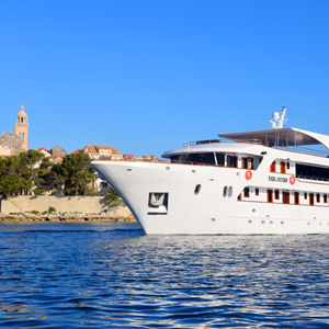 One-Way Cruise Split to Dubrovnik with M/S Equator