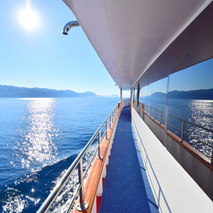 One-Way Cruise Dubrovnik to Split with M/S Equator