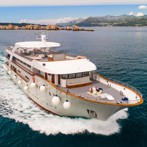 One-way cruise Dubrovnik to Split  on MS Mama Marija 2020