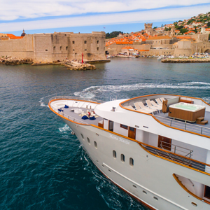 One-way cruise Split to Dubrovnik on MS Mama Marija 2020