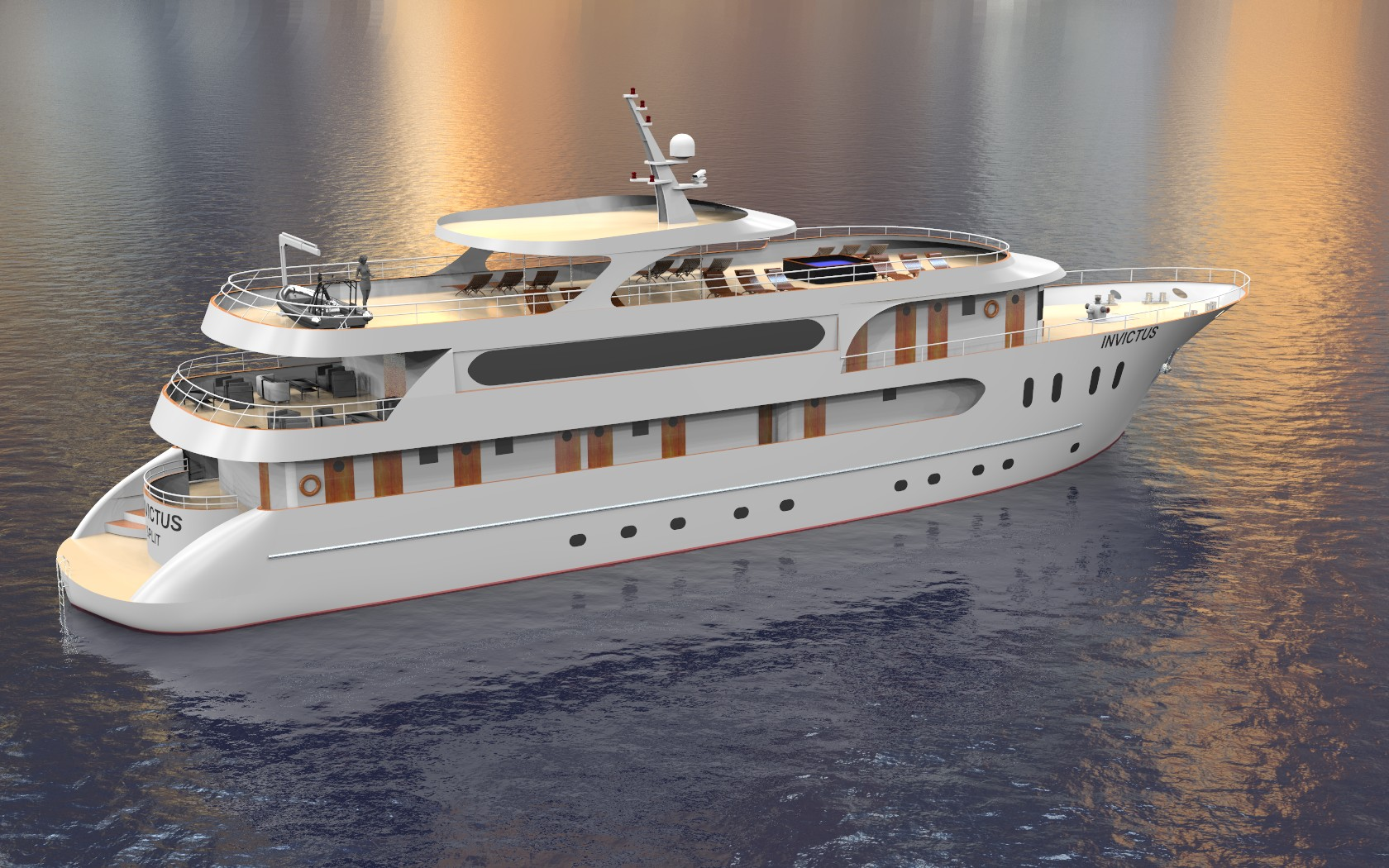 Round Cruise From Dubrovnik with M/S Invictus 2020