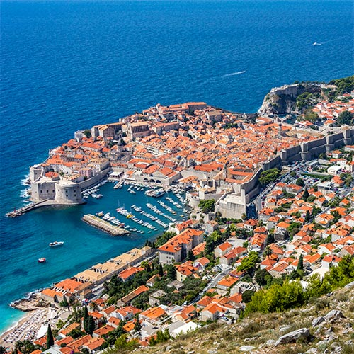 Sightseeing: Monumental Dubrovnik