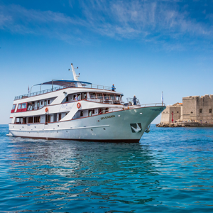 MS Splendid Dubrovnik to Split one way 2020