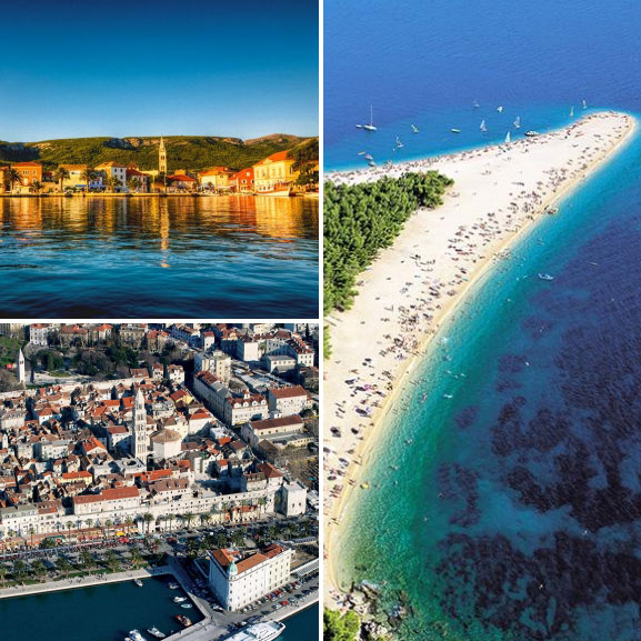 Croatia Island Hopping: Best of Dalmatia 2019