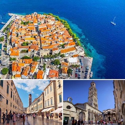 Croatia Island Hopping: Dalmatia 2019