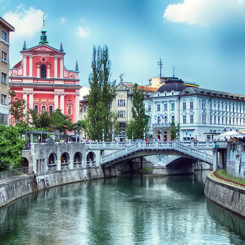 Ljubljana Exclusive city Break 2019