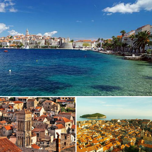 Croatia Island Hopping: South Adriatic 2019