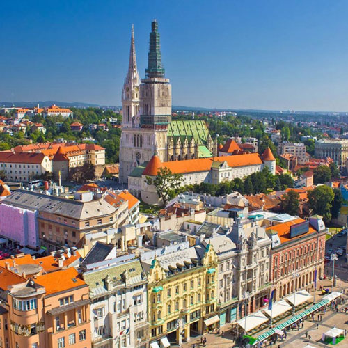 Zagreb Adventure city Break 2019