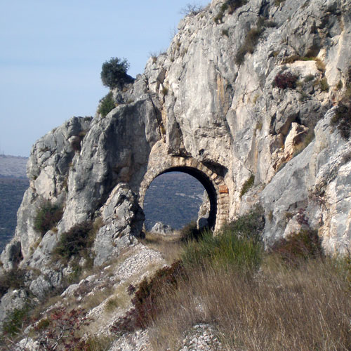 Hiking Tour: Three Tunels