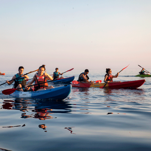 Sea Kayaking: Dubrovnik