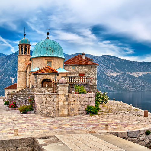Montenegro: Bay of Kotor Cruise