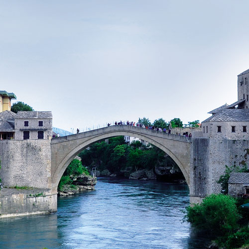 Mostar: The Old Bridge story