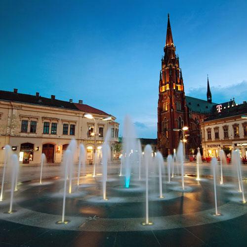 Osijek City Break 2019