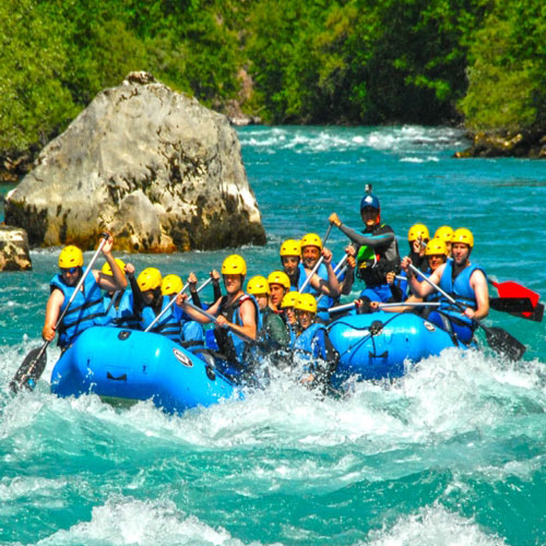 Tara river Rafting from Dubrovnik