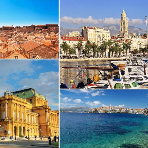 Croatia Countryside and Island Hopping 2019: 10 days, 9 nights