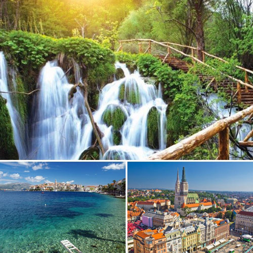 Croatia Countryside and Island Hopping 2019: 8 days, 7 nights